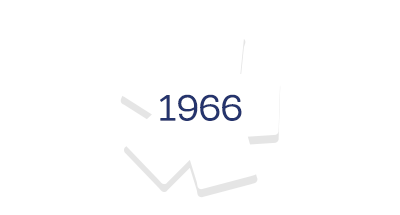 Snowflake with 1966 in center