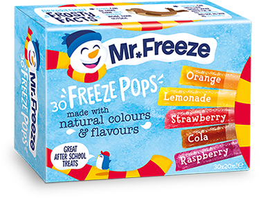 Mr Freeze - 30x20ml